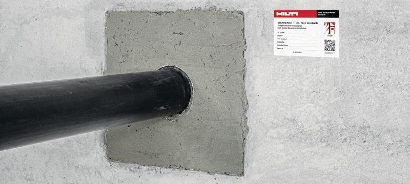 противопожарный бетон